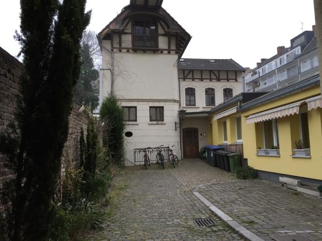Theaterstraße