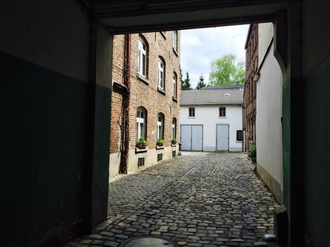 Aachen lütticher Straße