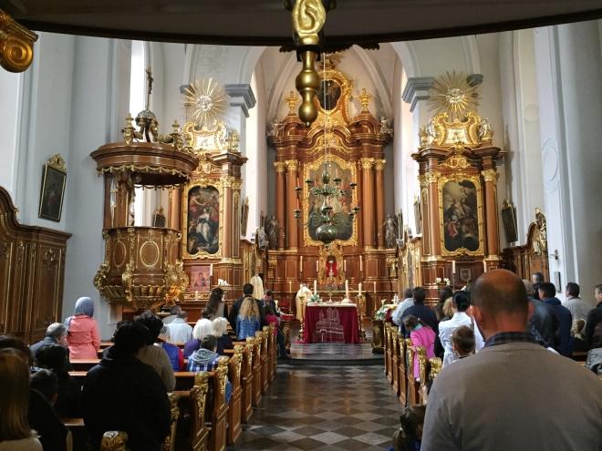 aachen Theresienkirche