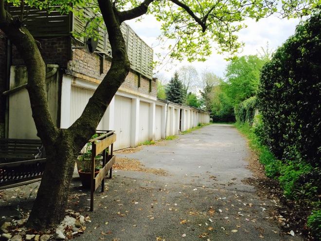 Aachen luetischer Straße