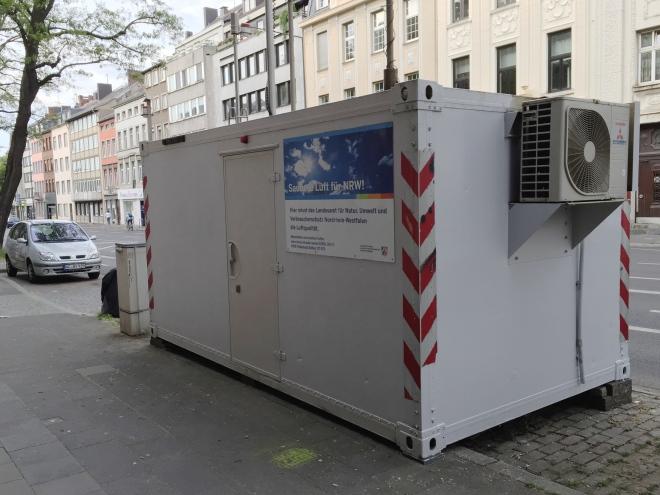 luftqualität Aachen