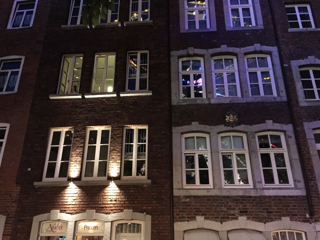 Licht Aachen Innenstadt