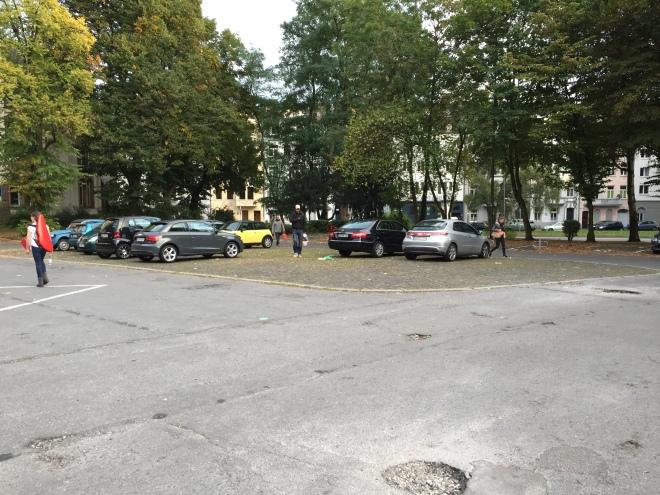 Blücherplatz Aachen